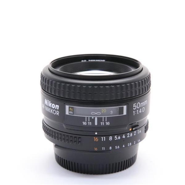 《並品》Nikon Ai AF Nikkor 50mm F1.4D