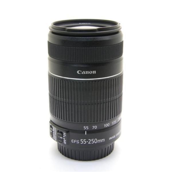Canon(キヤノン) EF-S55-250mm F4-5.6 IS IIの画像