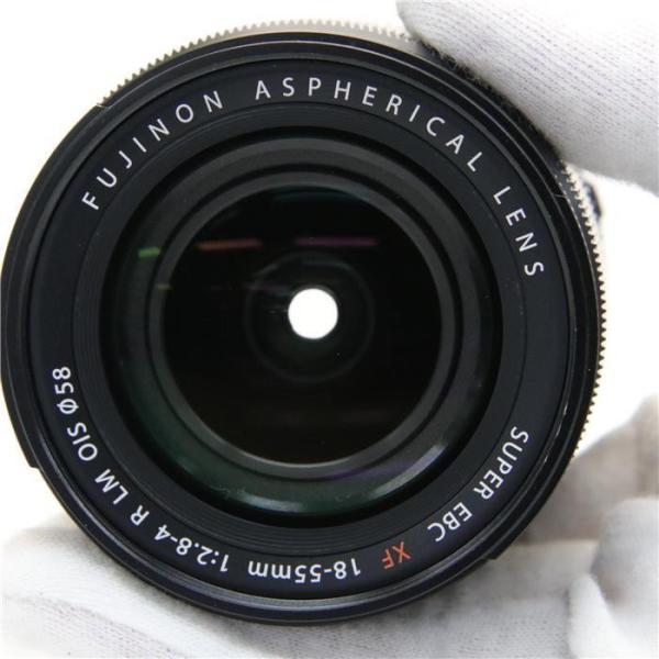 《良品》FUJIFILM フジノン XF18-55mm F2.8-4 R LM OIS