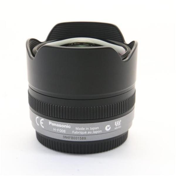 《美品》Panasonic LUMIX G FISHEYE 8mm F3.5