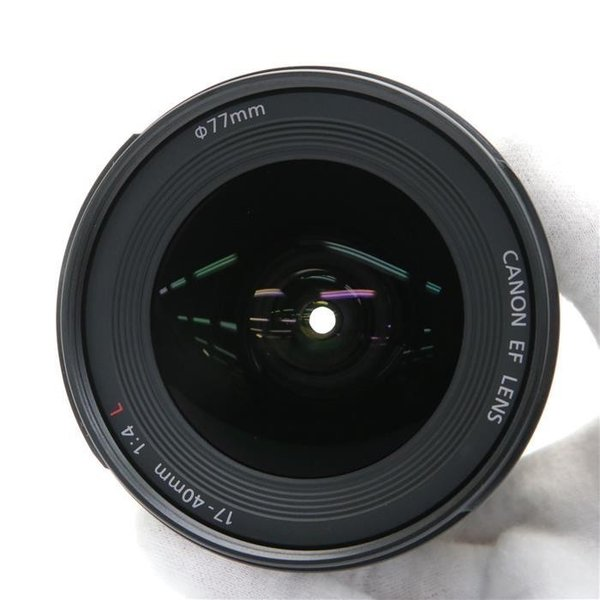 《美品》Canon EF17-40mm F4L USM