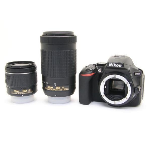 Nikon(ニコン)D5600 ダブルズームキットの画像