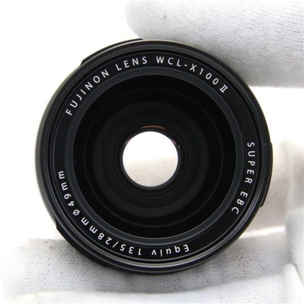 《良品》FUJIFILM ワイドコンバージョンレンズ WCL-X100 II