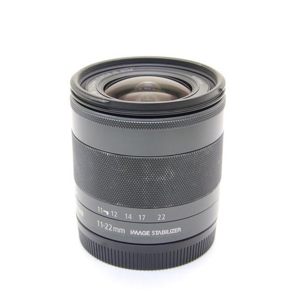 《並品》Canon EF-M11-22mm F4-5.6 IS STM