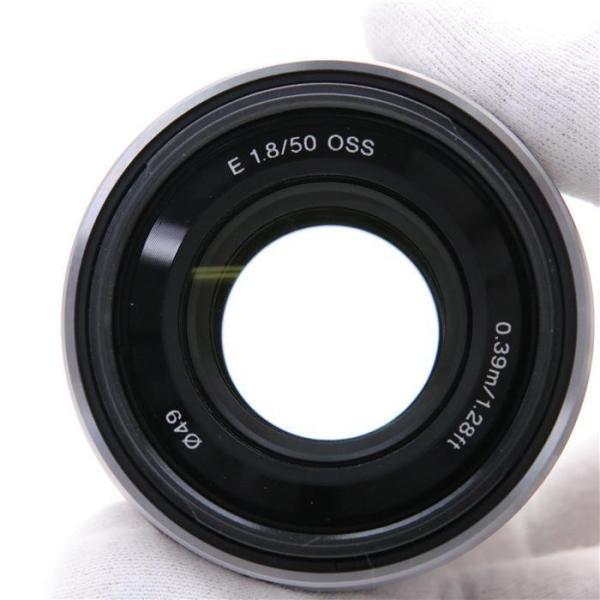 《美品》SONY E 50mm F1.8 OSS SEL50F18