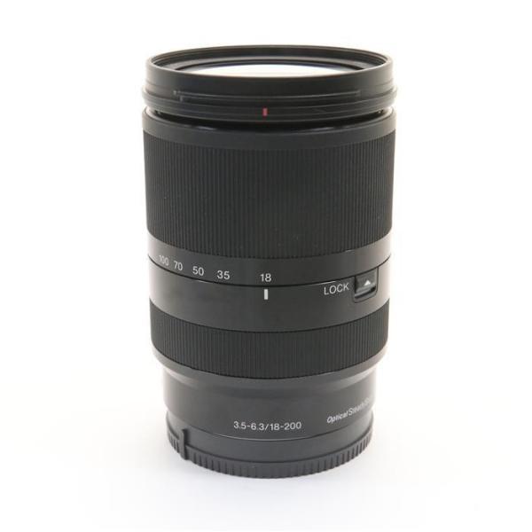 SONY(ソニー) E 18-200mm F3.5-6.3 OSS LE SEL18200LEの画像