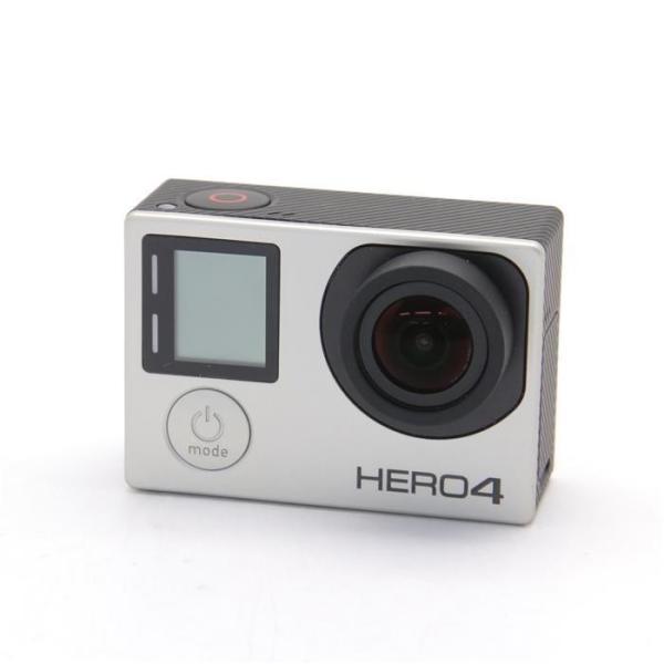 GoPro(ゴープロ) HERO4 シルバーエディション アドベンチャー CHDHY-401-JPの画像