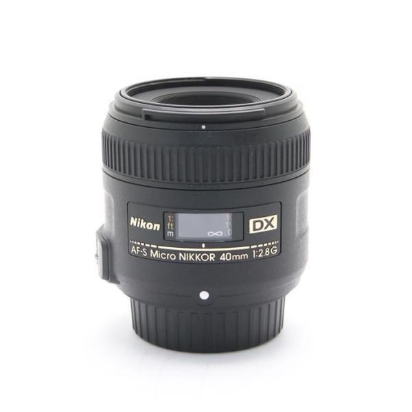 Nikon(ニコン) AF-S DX Micro NIKKOR 40mm F2.8Gの画像