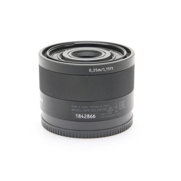 《美品》SONY Sonnar T* FE 35mm F2.8 ZA SEL35F28Z|ymapcamera|03