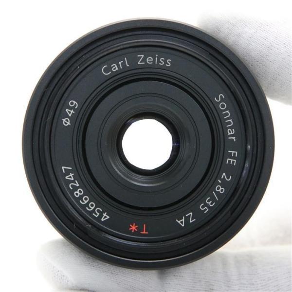 《美品》SONY Sonnar T* FE 35mm F2.8 ZA SEL35F28Z|ymapcamera|05