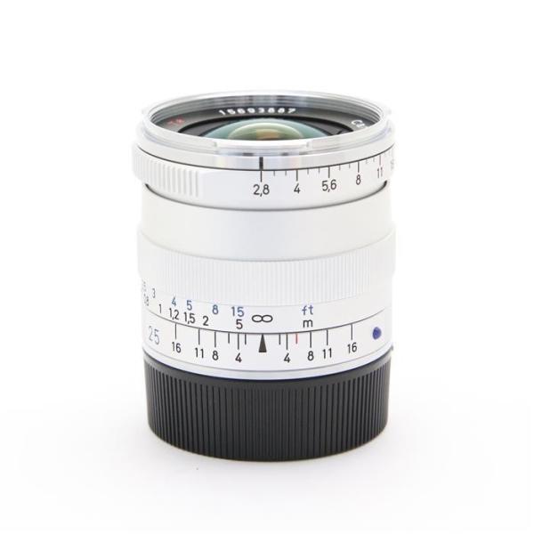 Carl Zeiss(カールツァイス) Biogon T* 25mm F2.8 ZM(ライカM用) シルバーの画像