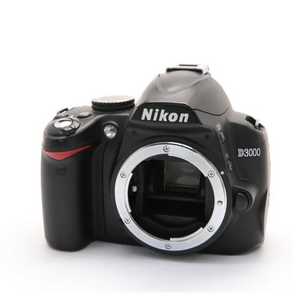 Nikon(ニコン) D3000 ボディの画像