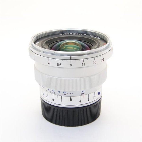 Carl Zeiss(カールツァイス) Distagon T* 18mm F4 ZM(ライカM用) シルバーの画像