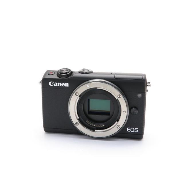 キヤノン EOS M100 ボディ ブラックの画像