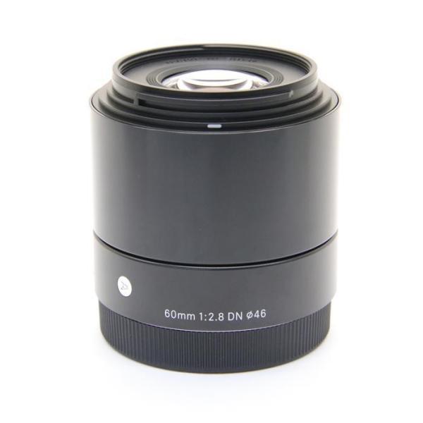 SIGMA(シグマ) A 60mm F2.8 DN(ソニーE用) ブラックの画像