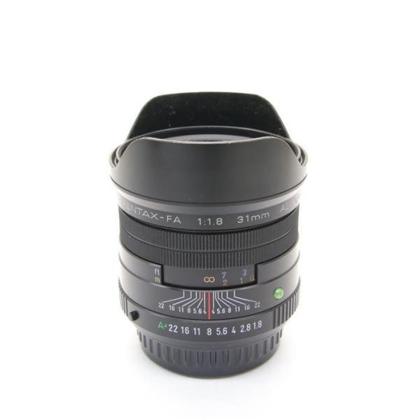 《並品》PENTAX FA31mm F1.8 AL Limited