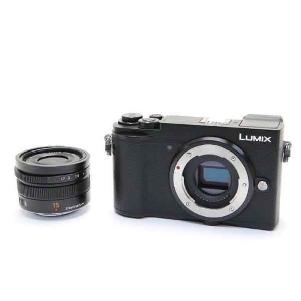 パナソニック LUMIX DC-GX7MK3L-K 単焦点ライカDGレンズキット ブラックの画像