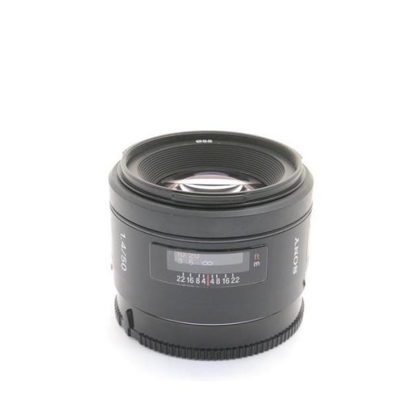 SONY(ソニー) 50mm F1.4の画像