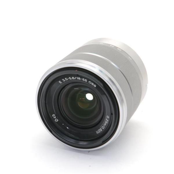 SONY(ソニー) E 18-55mm F3.5-5.6 OSS SEL1855の画像