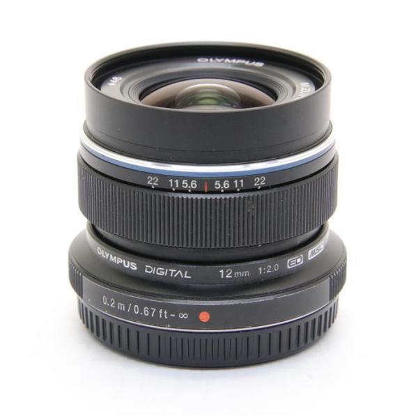 OLYMPUS(オリンパス) M.ZUIKO DIGITAL ED 12mm F2.0 ブラックの画像