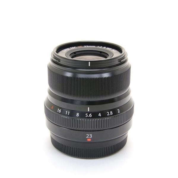 《美品》FUJIFILM フジノン XF23mm F2 R WR