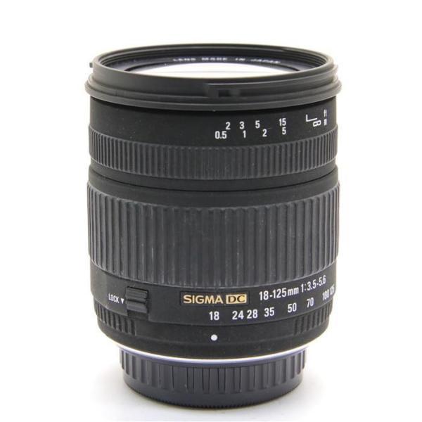 《並品》SIGMA 18-125mm F3.8-5.6 DC HSM(ペンタックス用)