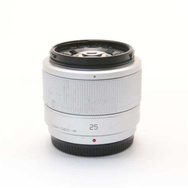 Panasonic(パナソニック) LUMIX G 25mm F1.7 ASPH. シルバーの画像