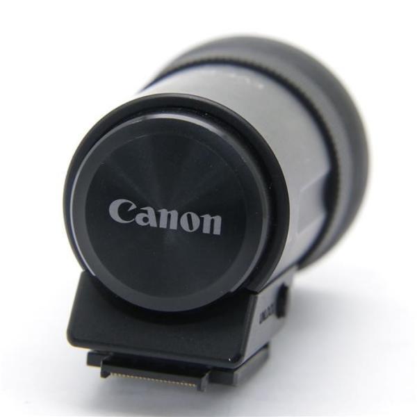 Canon (キヤノン) 電子ビューファインダー EVF-DC2 ブラックの画像