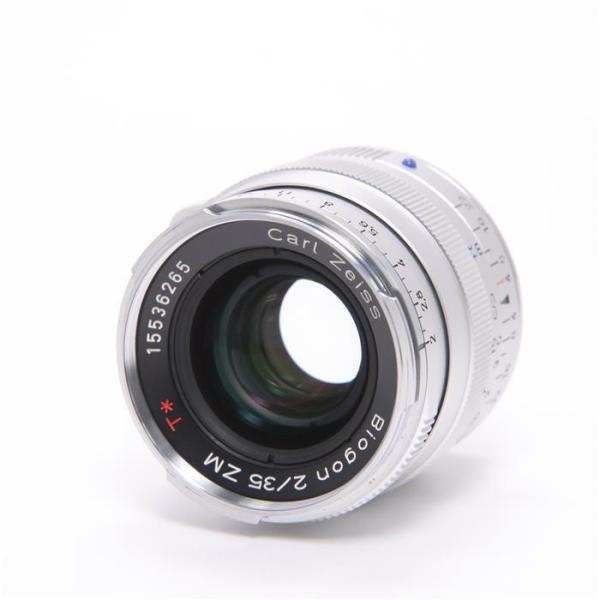 Carl Zeiss(カールツァイス) Biogon T*35mm F2ZM(ライカM用) シルバーの画像