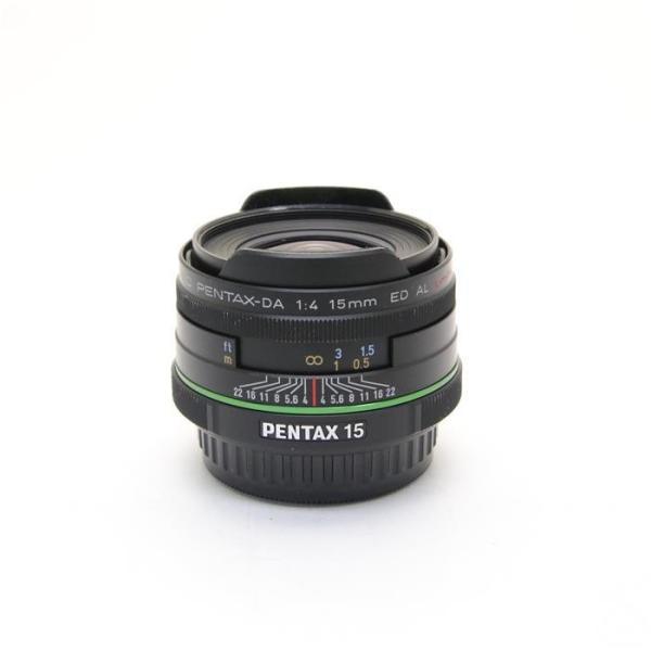 PENTAX(ペンタックス) DA15mm F4 ED AL Limitedの画像