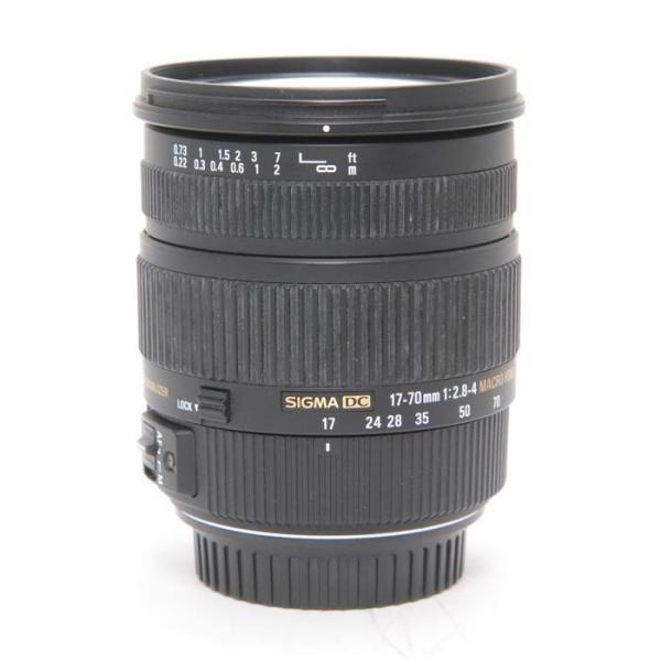 SIGMA(シグマ) 17-70mm F2.8-4DC MACRO OS HSM(キヤノン用)の画像