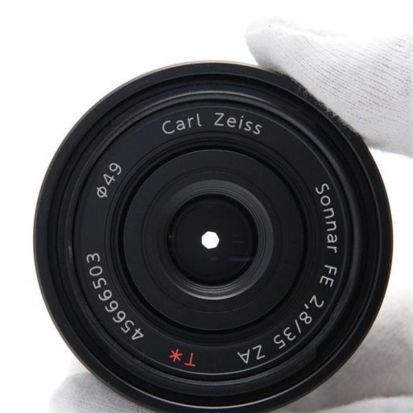 《良品》SONY Sonnar T* FE 35mm F2.8 ZA SEL35F28Z|ymapcamera|05