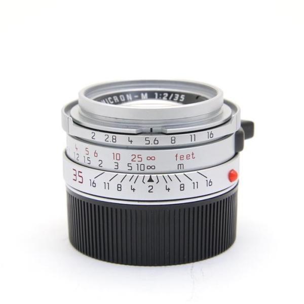 Leica(ライカ) ズミクロン M35mm F2 7枚玉 シルバーの画像