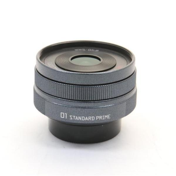 PENTAX(ペンタックス) 01 STANDARD PRIME(オーダーカラー) ガンメタルの画像
