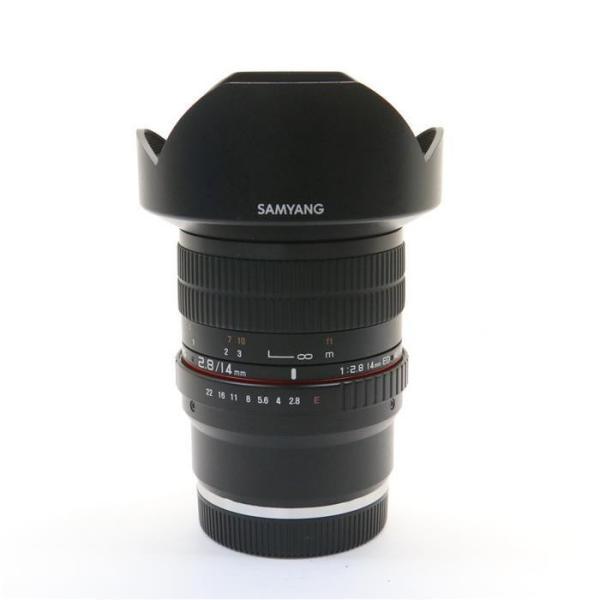 SAMYANG(サムヤン) 14mm F2.8 ED AS IF UMC  (ソニーE用)の画像