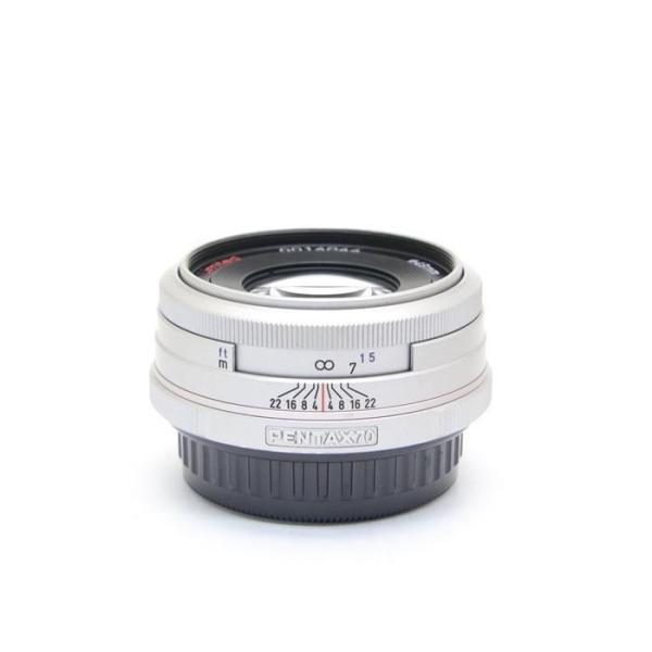 PENTAX(ペンタックス) DA70mm F2.4 Limited Silverの画像