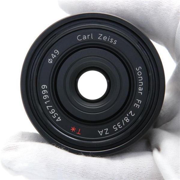 《良品》SONY Sonnar T* FE 35mm F2.8 ZA SEL35F28Z ymapcamera 05