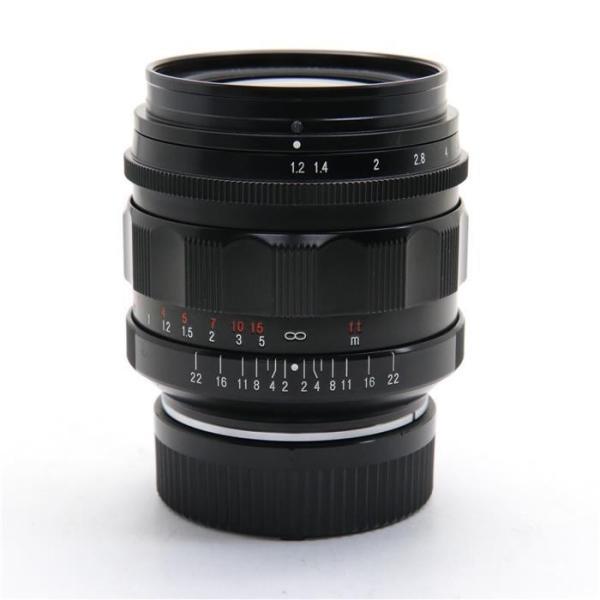Voigtlander(フォクトレンダー) Nokton 35mm F1.2 Asphericalの画像