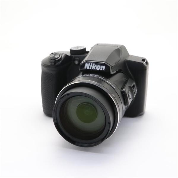 ニコン 望遠タイプデジタルカメラ COOLPIX-B600(BK) ブラックの画像