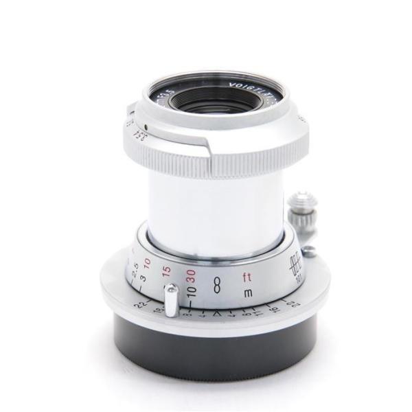 Voigtlander(フォクトレンダー) HELIAR 50mm F3.5 (L)Finder付きの画像