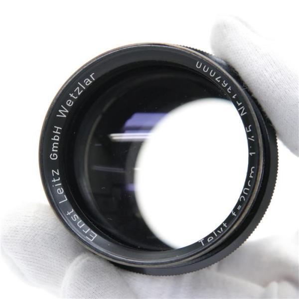 《並品》Leica テリート L200mm F4.5 フード着脱式(ビゾフレックス用)|ymapcamera|05