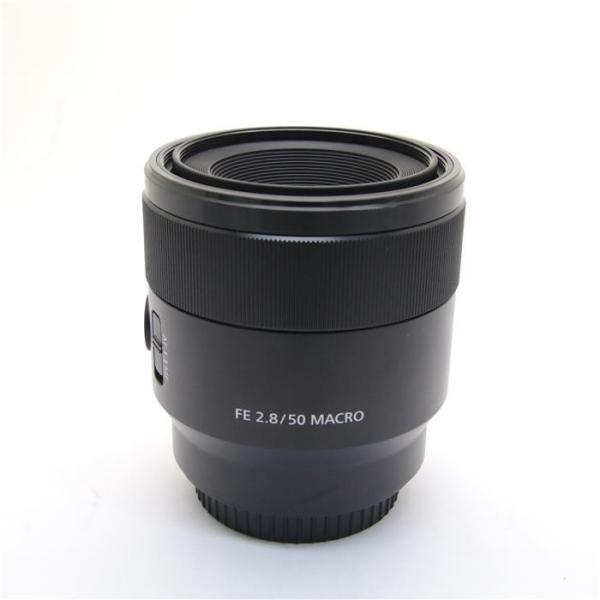 SONY(ソニー) FE 50mm F2.8 Macro SEL50M28の画像