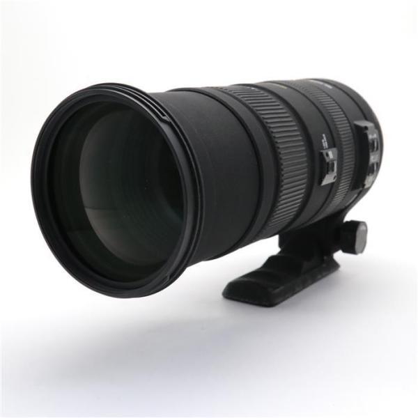 《並品》SIGMA APO 150-500mm F5-6.3DG OS HSM(キヤノン用)
