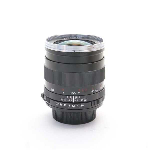 Carl Zeiss(カールツァイス) Distagon T* 25mm F2.8 ZS(M42用)の画像