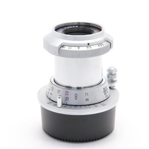 Voigtlander(フォクトレンダー) HELIAR 50mm F3.5 (L) レンズのみの画像