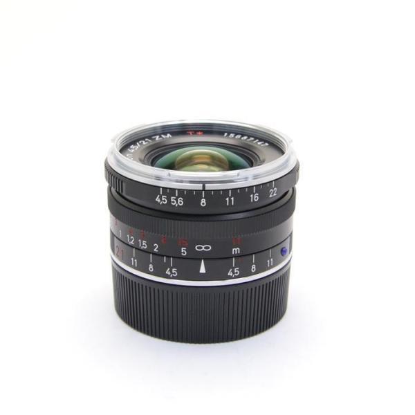 Carl Zeiss(カールツァイス) C Biogon T* 21mm F4.5 ZM(ライカM用) ブラックの画像
