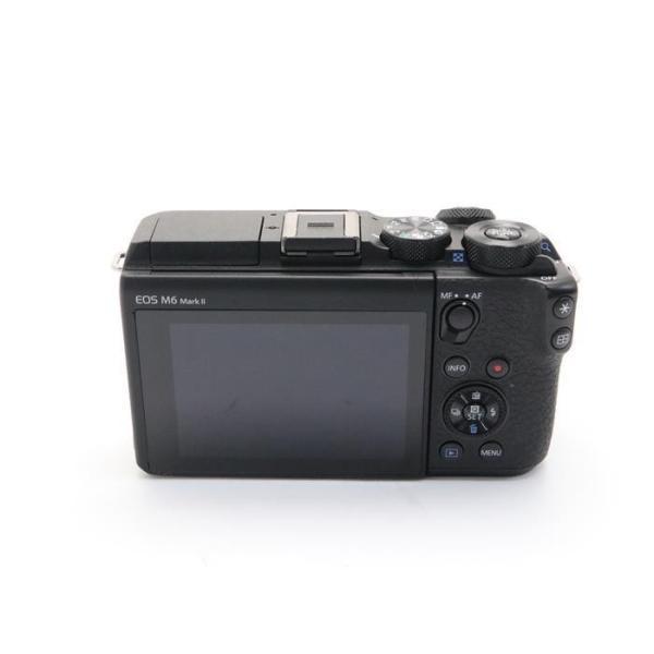 《並品》Canon EOS M6 Mark II ボディ|ymapcamera|03