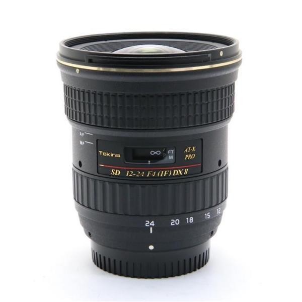 《良品》Tokina AT-X124 PRO DX II (AF12-24mm F4)(ニコン用)