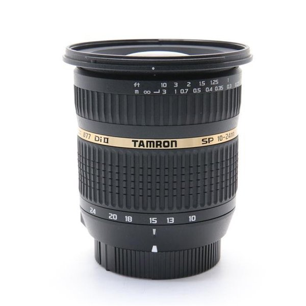 《良品》TAMRON SP 10-24mm F3.5-4.5 DiII/Model B001N(ニコン用)