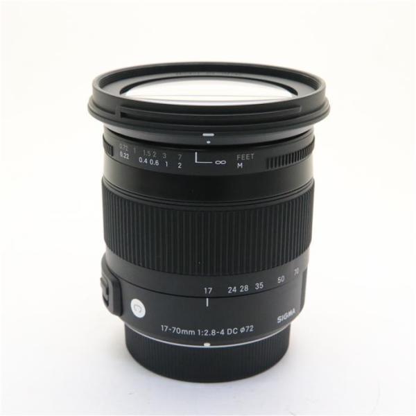 《美品》SIGMA C 17-70mm F2.8-4 DC MACRO HSM(ペンタックス用)